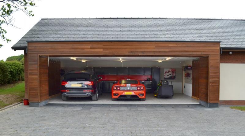 из какого материала построить гараж