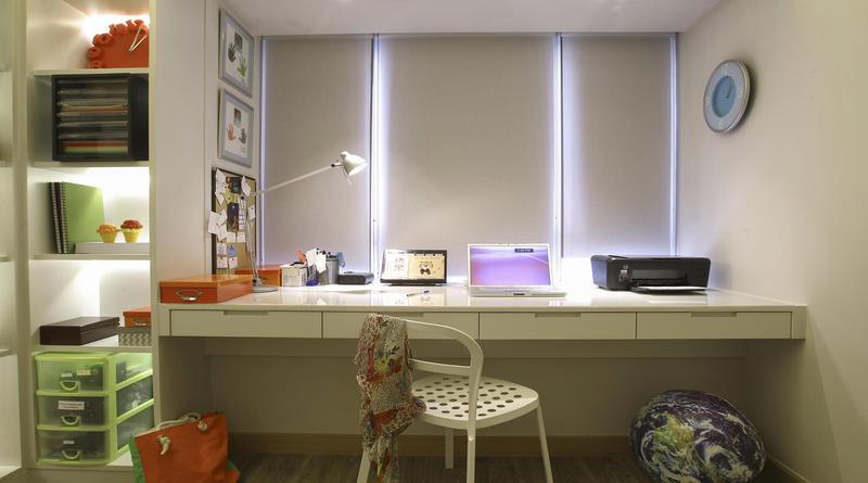 Подоконник-столешница в комнате (фото): интересное решение