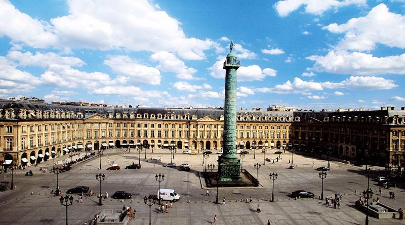 Вандомская колонна в Париже – по следам Наполеона