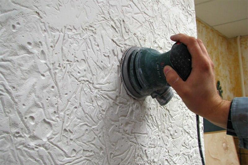 Фактурная штукатурка для стен (фото): особенности, виды, плюсы и минусы, правила нанесения