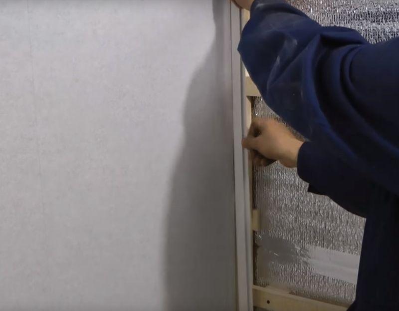 Монтаж пластиковых панелей своими руками