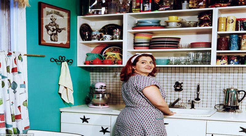 Кухня в стиле ретро (фото): особенности интерьера