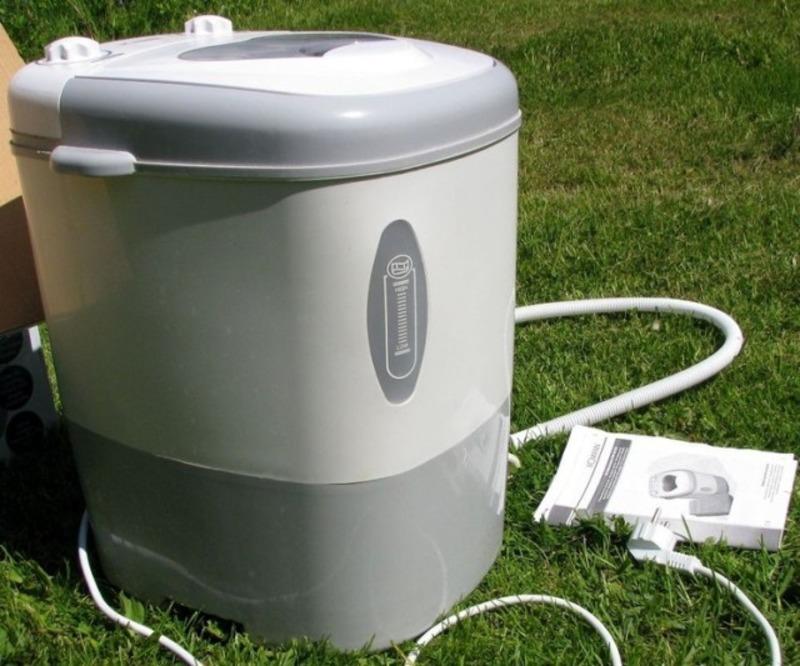Стиральная машина для дачи без водопровода: виды, правила установки и эксплуатации, критерии выбора