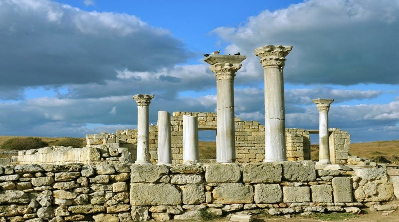 Херсонес Таврический в Севастополе — частичка истории длиною в 2500 лет