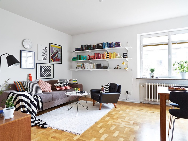 Скандинавский стиль в интерьере (фото): практичность и самобытная красота