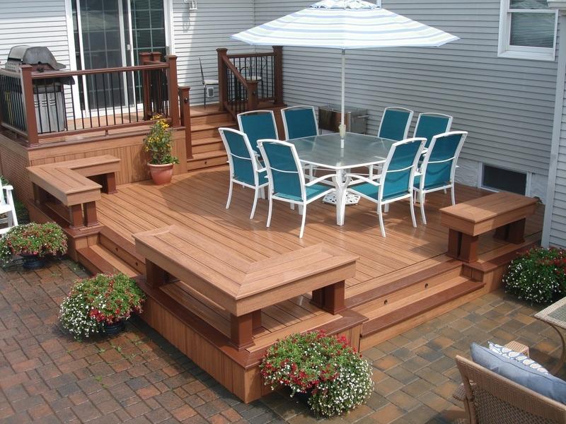 Садовый паркет (декинг): преимущества и недостатки, правила укладки