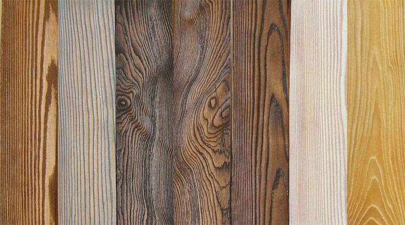 Браширование древесины: преимущества, этапы выполнения браширования дерева своими руками