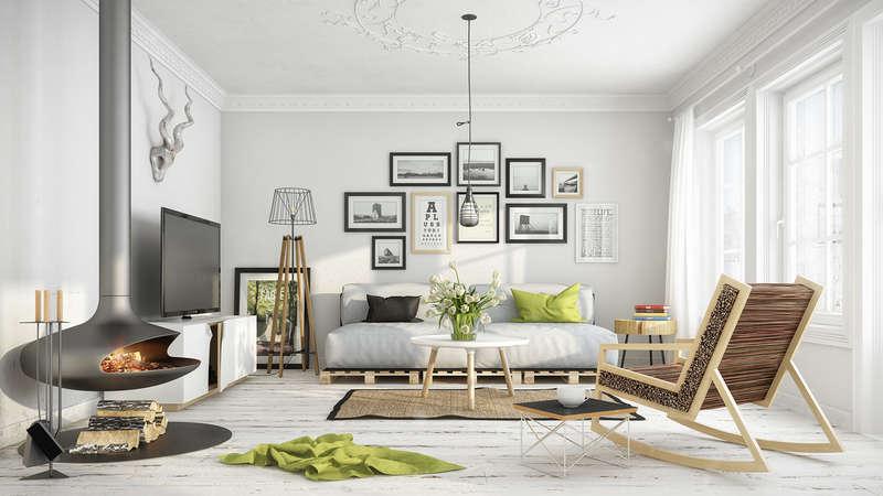 Этно-стиль в интерьере (фото): экзотика в доме