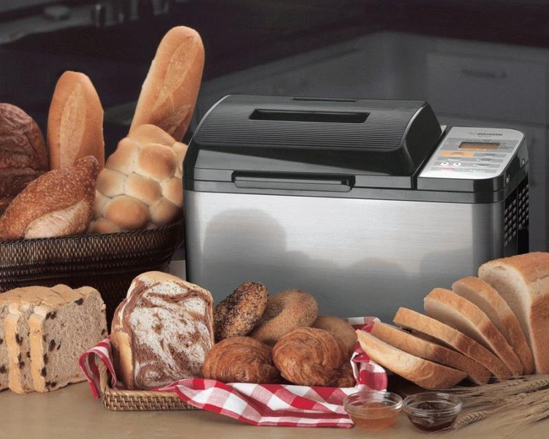 Как выбрать хлебопечку для дома: советы по выбору