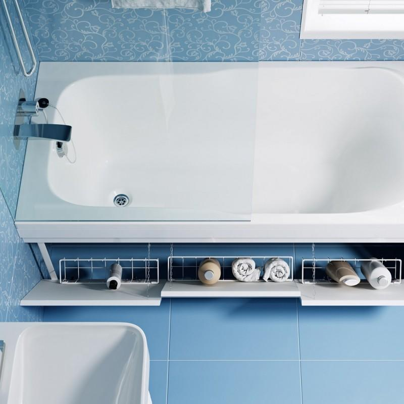 Как выбрать экран под ванну (фото): устройство, критерии выбора