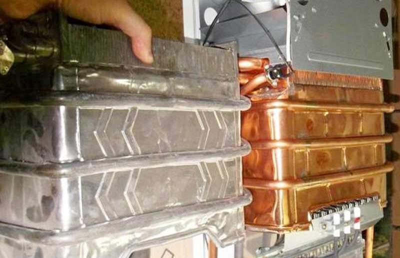 Теплообменник из нержавейки или медный Пластинчатый теплообменник ЭТРА ЭТ-301 Каспийск