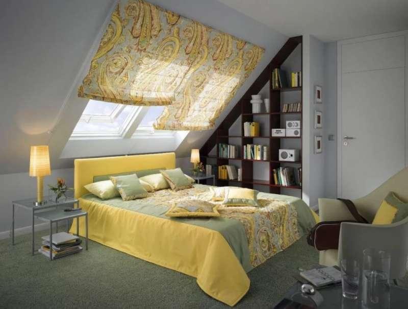 Дизайн интерьера мансарды – стили, приемы и фото примеров