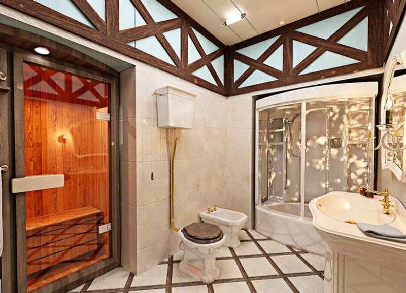 Идеи дизайна ванной комнаты с фотографиями и рекомендациями