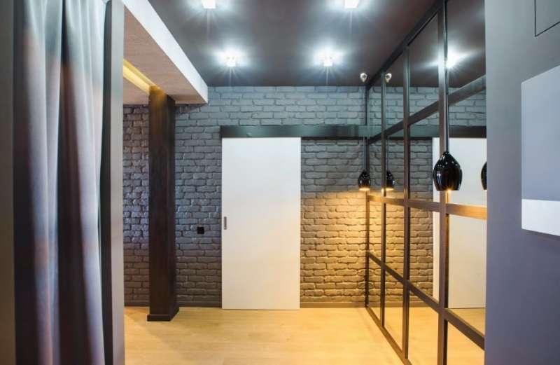 3 Д панели в коридоре 1
