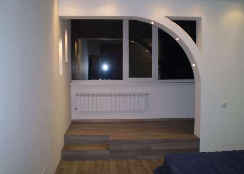 арка на балкон 2