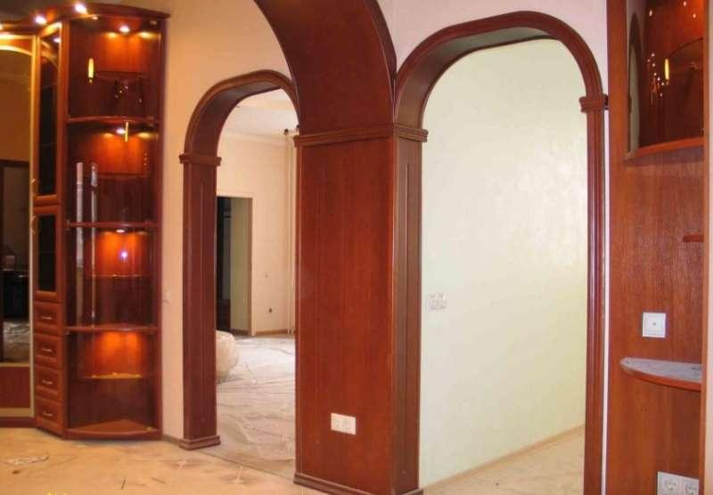 арка в коридор 3