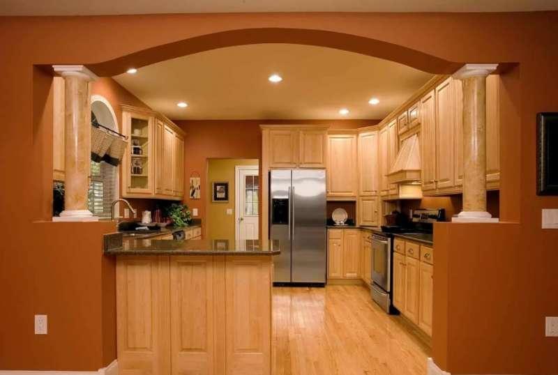 арка на кухню 2