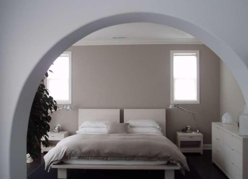 арка в спальню 1