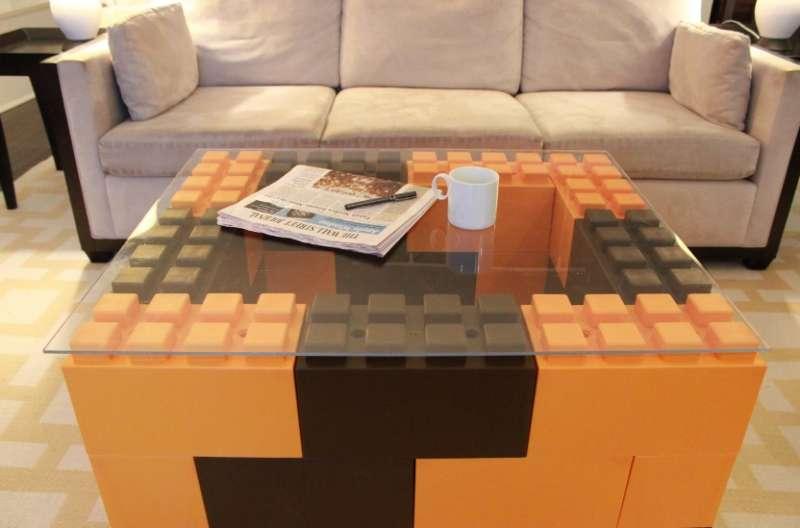 применение блоков